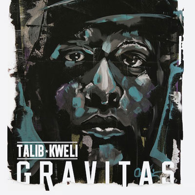 Talib Kweli - Gravitas Cover