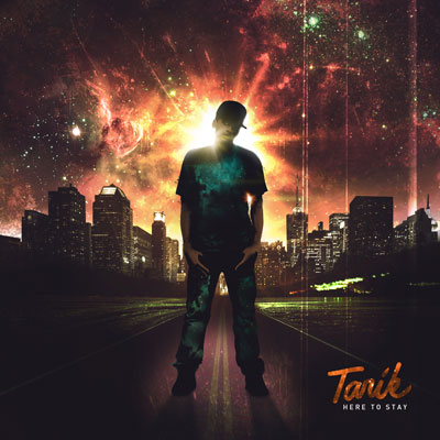 Tarik - Here to Stay Album Cover