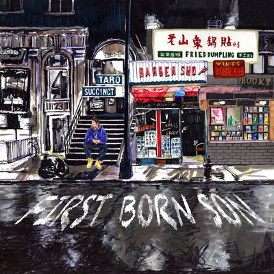 TARO - First Born Son EP Cover