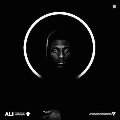 Tayyib Ali - ALI Album Cover