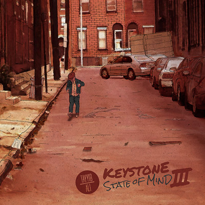 Tayyib Ali - Keystone State of Mind III Cover