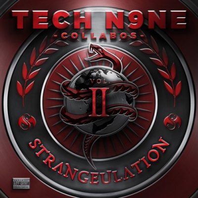 Tech N9ne - Tech N9ne Collabos: Strangeulation 2 Album Cover