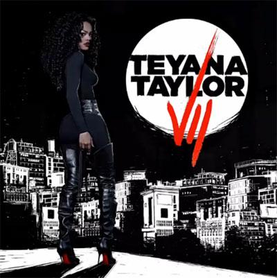Teyana Taylor - VII Album Cover