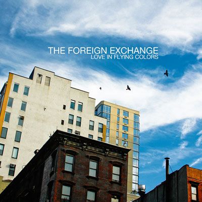 The Foreign Exchange - Love in Flying Colors Cover