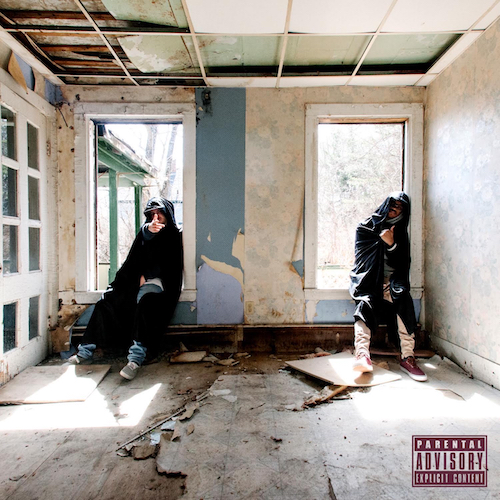 The Doppelgangaz - Beats For Brothels, Vol. 3 Album Cover