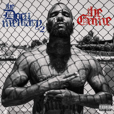 The Game - The Documentary 2 Album Cover