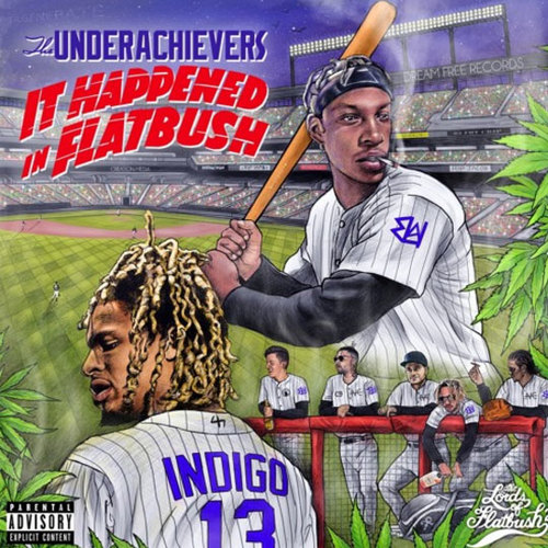 The Underachievers - It Happened In Flatbush Album Cover