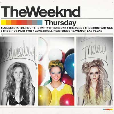 The Weeknd - Thursday Cover