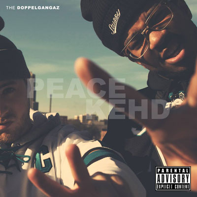 The Doppelgangaz - Peace Khed Album Cover