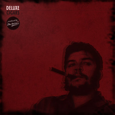 The Militia - Deluxe Cigars Album Cover