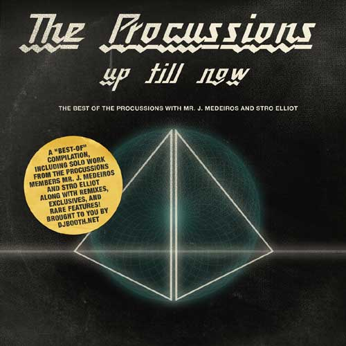 The Procussions - Up 'Till Now Cover