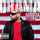 DJ Drama - Gangsta Grillz: The Album (Vol. 2) Cover