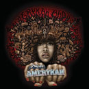 Erykah Badu - New Amerykah Pt. 1 (4th World War) Cover