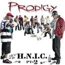 Prodigy - H.N.I.C. Pt. 2 Cover