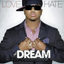The-Dream - Lovehate Cover
