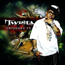 Twista - Category F5 Cover