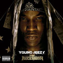 Young Jeezy - The Recession Cover