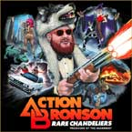 Action Bronson - Rare Chandeliers Artwork