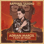 Adrian Marcel - 7 Days of Weak Cover