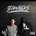 Aer - Strangers EP Cover