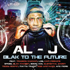 Al-J - Blak to the Future Cover