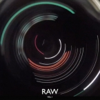 Azekel - Raw, Vol. 1 EP Cover