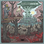 Bishop Nehru x DOOM - NehruvianDOOM Cover