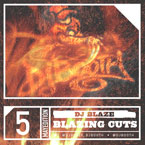 DJ Blaze - Blazing Cuts (May 2014) Cover