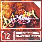 DJ Blaze - Blazing Cuts (December 2014) Cover