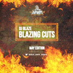 DJ Blaze - Blazing Cuts (May 2013) Artwork