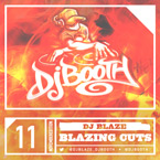 DJ Blaze - Blazing Cuts (November 2014) Cover