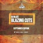 DJ Blaze - Blazing Cuts (September 2013) Artwork