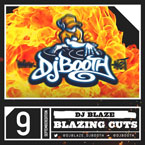 DJ Blaze - Blazing Cuts (September 2014) Cover