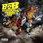 B.o.B. - The Adventures of Bobby Ray Cover