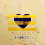 Bobby V - Peach Moon (Vibes, Moods, Moments) EP Cover