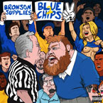 Action Bronson - Blue Chips 2 Artwork