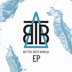 Better Taste Bureau - The Better Taste EP Cover