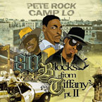 Pete Rock & Camp Lo - 80 Blocks From Tiffany's Pt. II Cover