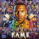 Chris Brown - F.A.M.E. Artwork