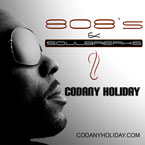 Codany Holiday &amp; Amp Live - 808&#8217;s &amp; Soulbreaks Cover