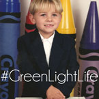 Connor Evans - #GreenLightLife Cover