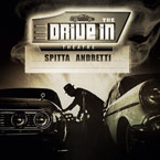 Curren$y - The Drive-In Theatre Artwork