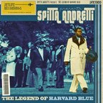Curren$y - The Legend of Harvard Blue Cover