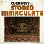 Curren$y - The Stoned Immaculate Artwork