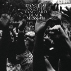 D'Angelo - Black Messiah Cover