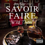 The Kid Daytona - Savoir Faire Cover