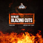 DJ Blaze - Blazing Cuts (February 2013) Artwork