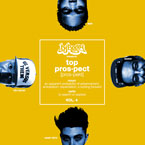 The DJBooth - Top Prospects EP (Vol. 4) Cover