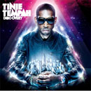 Tinie Tempah - Disc-Overy Artwork
