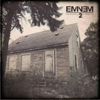 Eminem - The Marshall Mathers LP 2 Artwork